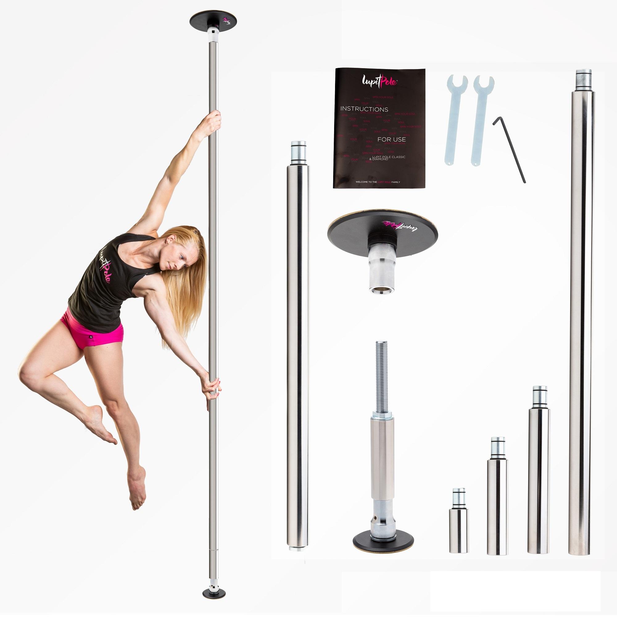 ¿Qué barra de Pole Dance para casa necesito?