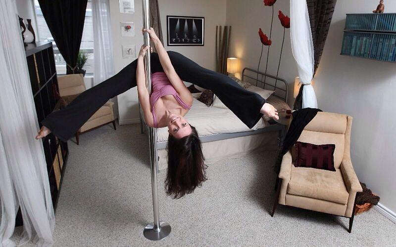 Pole Dance en casa